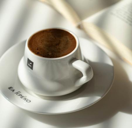 Ο ελληνικός καφές Ελ Γκρέκο και το ιδιαίτερο φλυτζάνι του